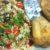 ciocanele cu orez cu legume si ciuperci